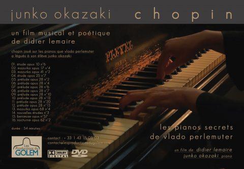 Les pianos secrets de Vlado Perlemuter, Chopin